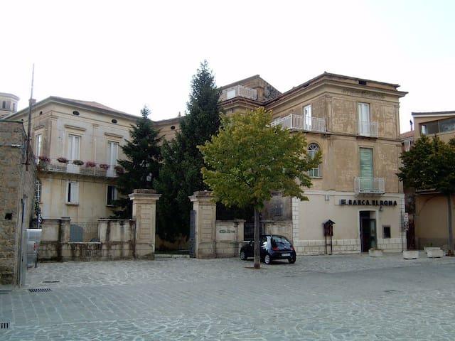 Luxury Suite in Residenza d'Epoca - Ceraso - 獨棟