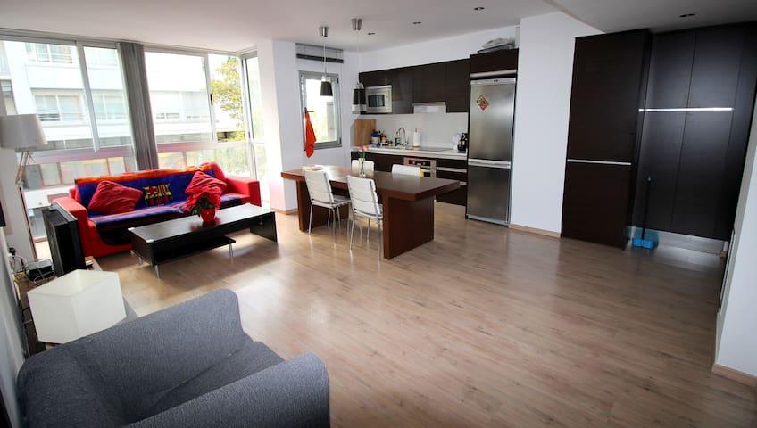 Private bedroom, great atmosphere - Girona