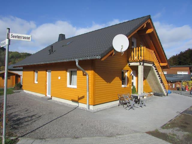 Traumhaus am See - Ferienhaus Wacholder - Rieden - Ev