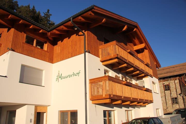 Maurerhof - Morgenrot - Maranza - Apto. en complejo residencial