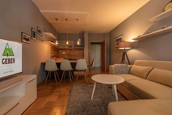 Geber Apartments- apartment 3 - Zlatibor - Apartemen