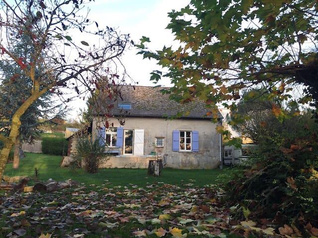 Charmant plattelandshuis, 4 persoon - Leuze - Casa