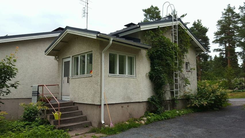 Cozy apartment in Kerava (30 km from Helsinki) - Kerava - Departamento