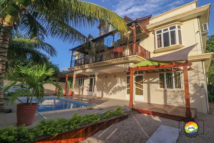Isola Bella Luxury Villa - 塔馬蘭(Tamarin)