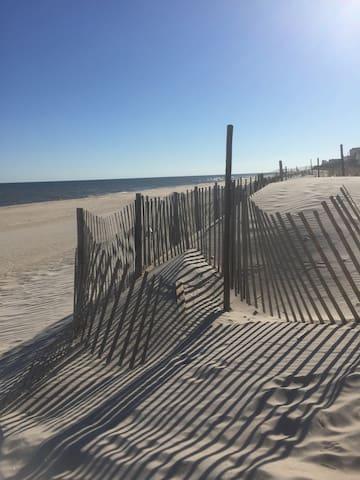 Sweet place on a  Beach Block - Beach Haven