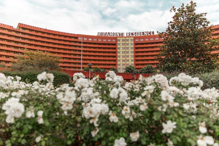 Bilocale Ripamonti Residence - Pieve Emanuele - Daire