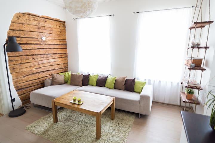 Lovely apartment in the city centre - Tartu - Apartament