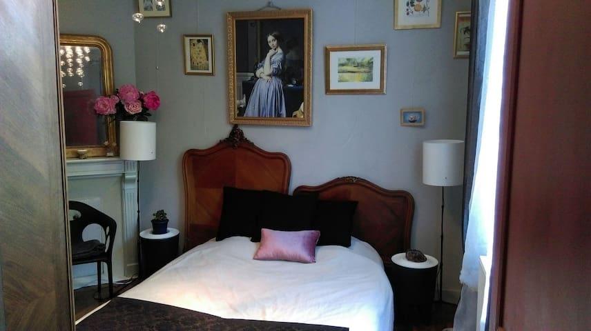 Chambre à la comtesse - Aixe-sur-Vienne - Hus
