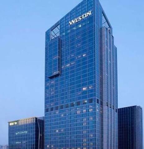 Westin威斯汀超五星级公寓,南京路黄金位置、地铁旁、近五大道。 - 天津 - Apartment