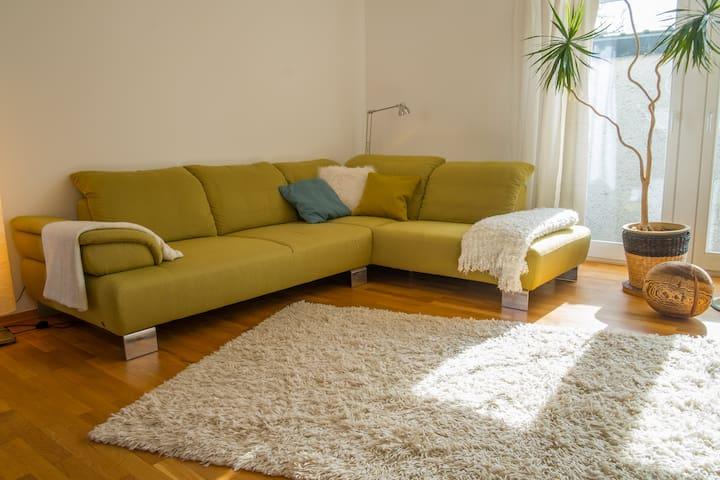 Neu renovierte Wohnung in der Eifel - Pronsfeld - Lägenhet