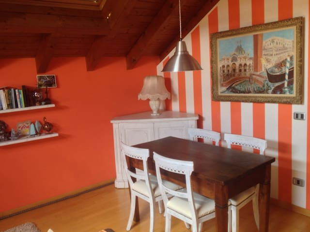 Cosy apartment in a great location - Sesto Calende - Daire