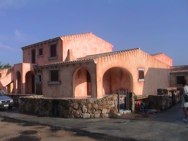 San teodoro. Casa vacanze vicino a spiaggie - Case Peschiera-lu Fraili - Maison de vacances