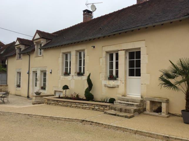 Chambre chez le vigneron 2 - Avirey-Lingey - Hus