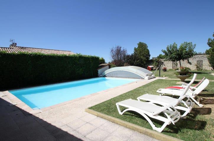 La Ferme des Denis - Chambres et piscine - Chanos-Curson
