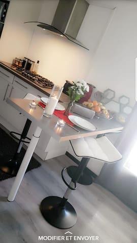 Belle maison+jardin panoramique - Vaison-la-Romaine - Hus