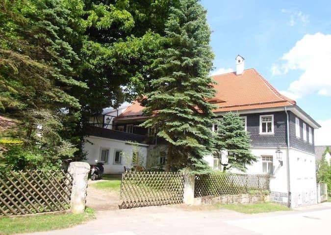 Gutshof Linde - Pressig - Appartement