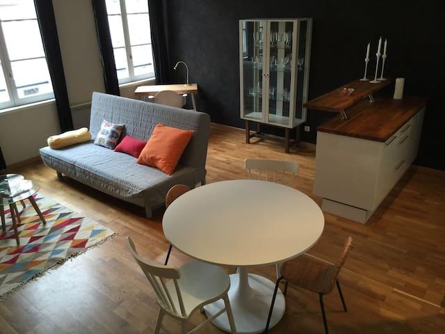 Bel appartement dans le Vieux-Lille - Lille - Leilighet
