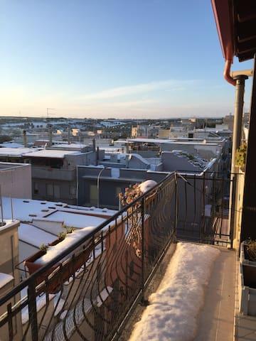 ATTICO in posizione strategica - Montemesola - Apartamento