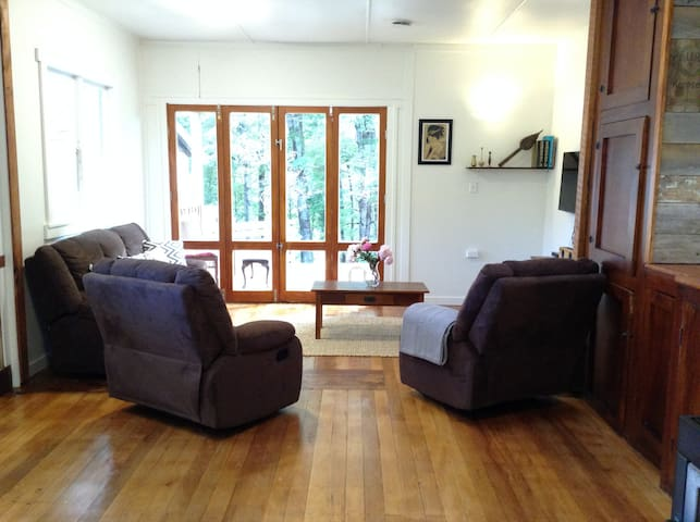 A Mountain Beech Lodge - Manapouri - Huis