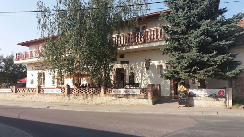 Útulné ubytování v srdci jižní Moravy - Vrbovec - Overig