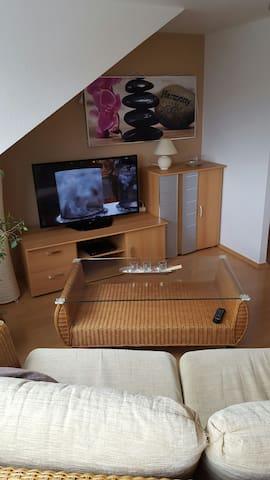 Appartement mit Schlafzimmer - Wesseling - Daire