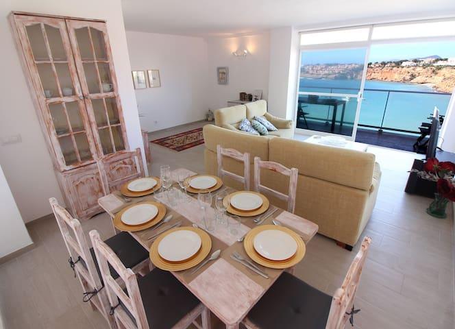 Seaview apartment in Port Adriano - El Toro - 公寓