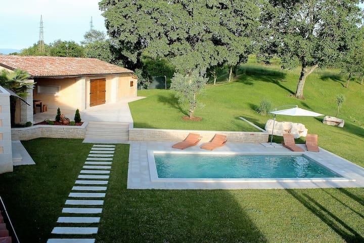 179 Villa Viscum - Пазин - Вилла