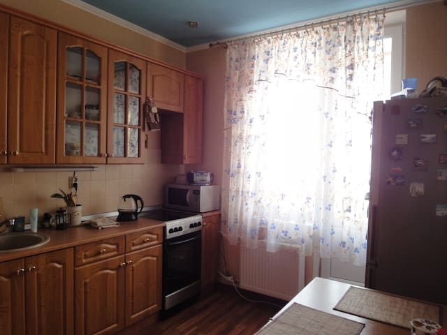 Cosy apartment near historical park - Pushkin - Appartement