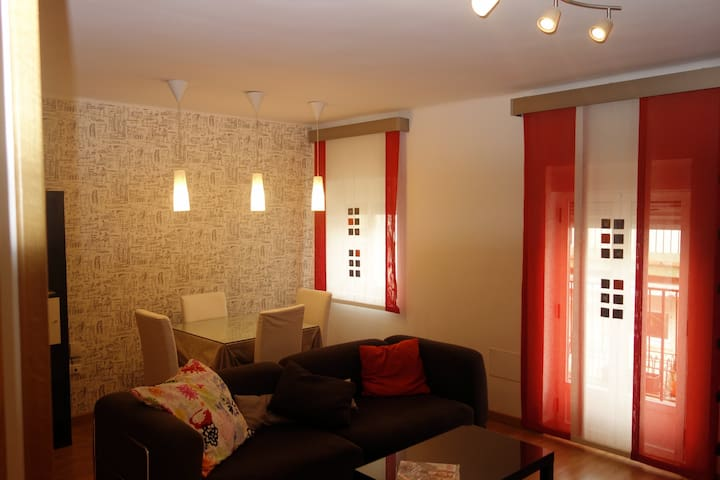 Bonito apartamento, junto a Gran Eje. - Jaén - Квартира