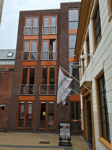 Appartement in the City Center of Groningen - Groningen - Leilighet