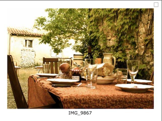 Les Noisettes, tranquille stay in beautiful France - Saint-Séverin - Casa