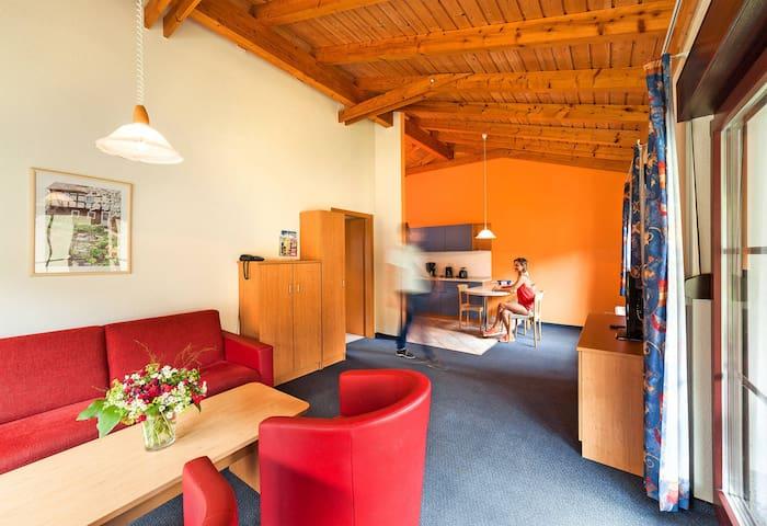45 m² Ferienhaus im TRIXI-PARK - Großschönau - Otros