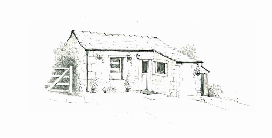 Weavers' Cottage, West Bradford, Nr Clitheroe - West Bradford - Andre