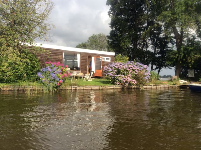 Vakantie huis aan het water - Reeuwijk