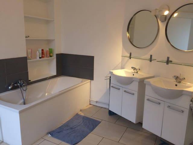Appartement spacieux  et calme Liège - Liège