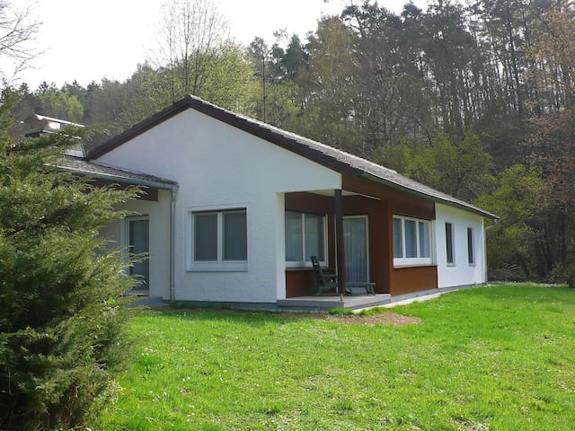 House Kyrbach for 6 persons in Kirchberg - Kirchberg - Skjul