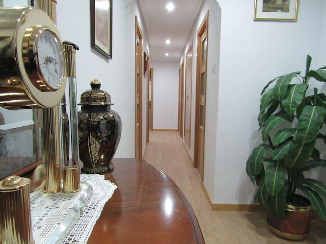 Acogedor apartamento en el Pirineo aragonés. - Graus - Leilighet