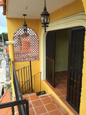 Colonial Flat - Campeche - Appartement