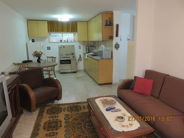 Great place in Jerusalem suburb - Mevaseret Zion - Apartamento