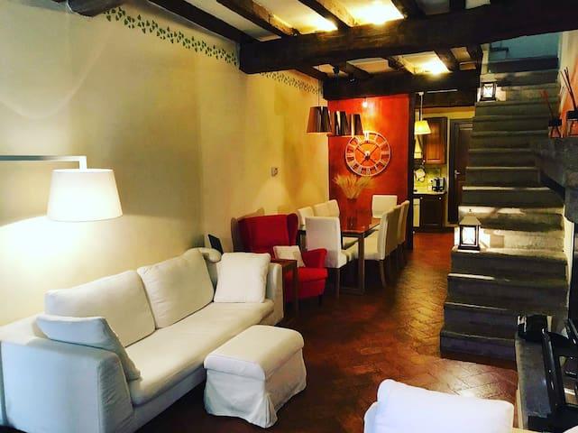 Casa Belvedere - Vitorchiano - Huis