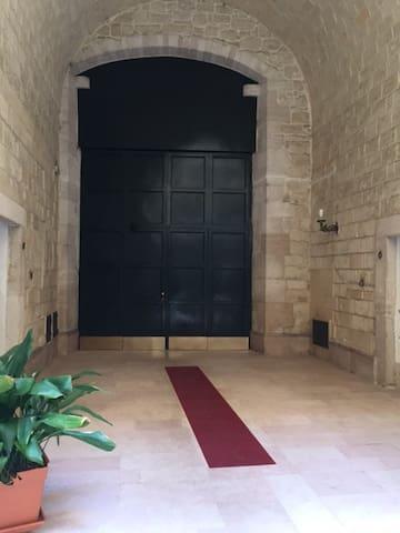 Palazzo Schinosa - Bisceglie - Lägenhet