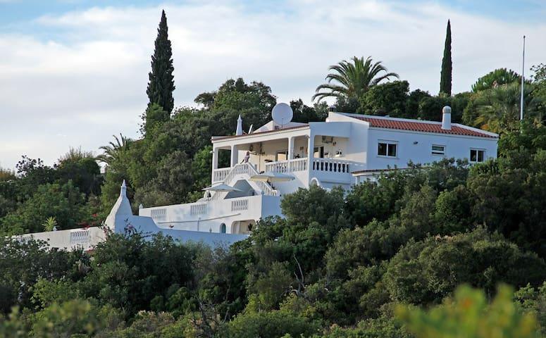 Egen pool med utsikt över Atlanten - Casa Carlotta - Estoi - Lägenhet