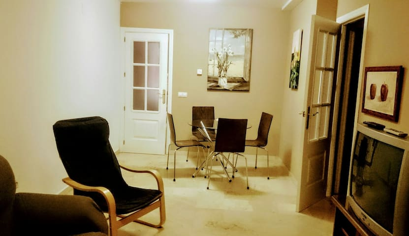 Visita Granada y alojate aquí - Armilla  - Leilighet