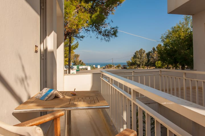 Studio near to the beach in Chania - Daratsos - Pis