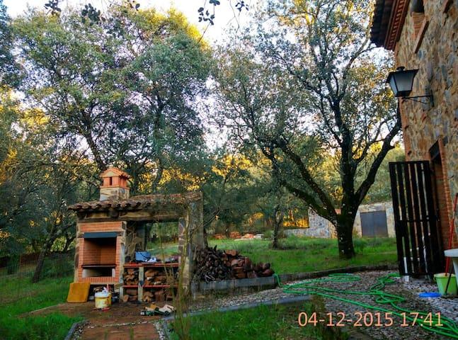 Alojamiento Rural.Sierra de Aracena - Los Marines - Hus