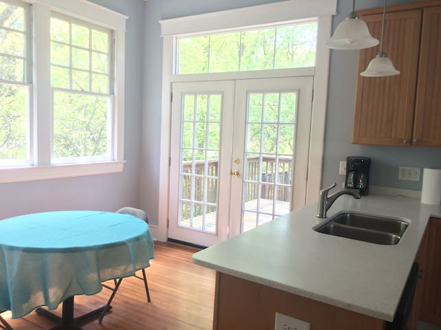 Historic bungalow less than a mile from downtown - Durham - Talo