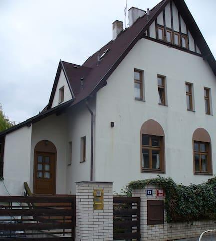 Villa, 15 min. od centra s bazenem a terasou - Prague - Villa