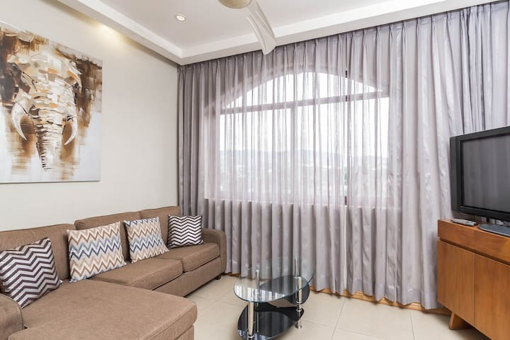 TWO BEDROOM CONDO UNIT CLOSE TO AYALA