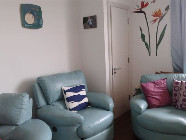 Bright double bedroom in top floor apartment. - Lucan - Квартира