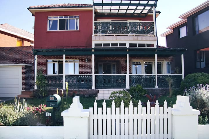 Lovely Beachside 3Bedroom Villa - Sandringham - 別荘